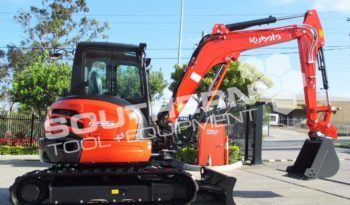 #2295 Brand New Kubota U55 full