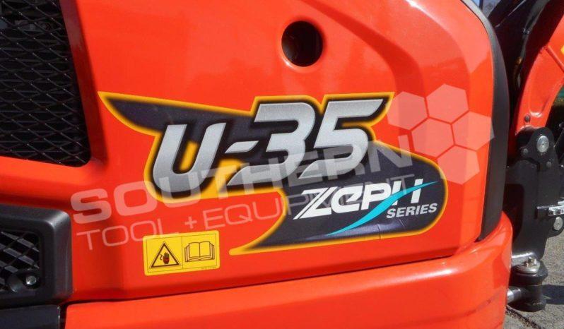 #2142 Brand New Kubota U35 full