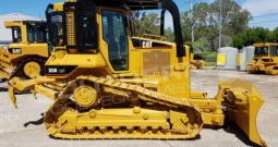 #2274 Caterpillar D5N LGP Bulldozer