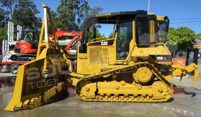 #2281 Caterpillar D5N XL Bulldozer full