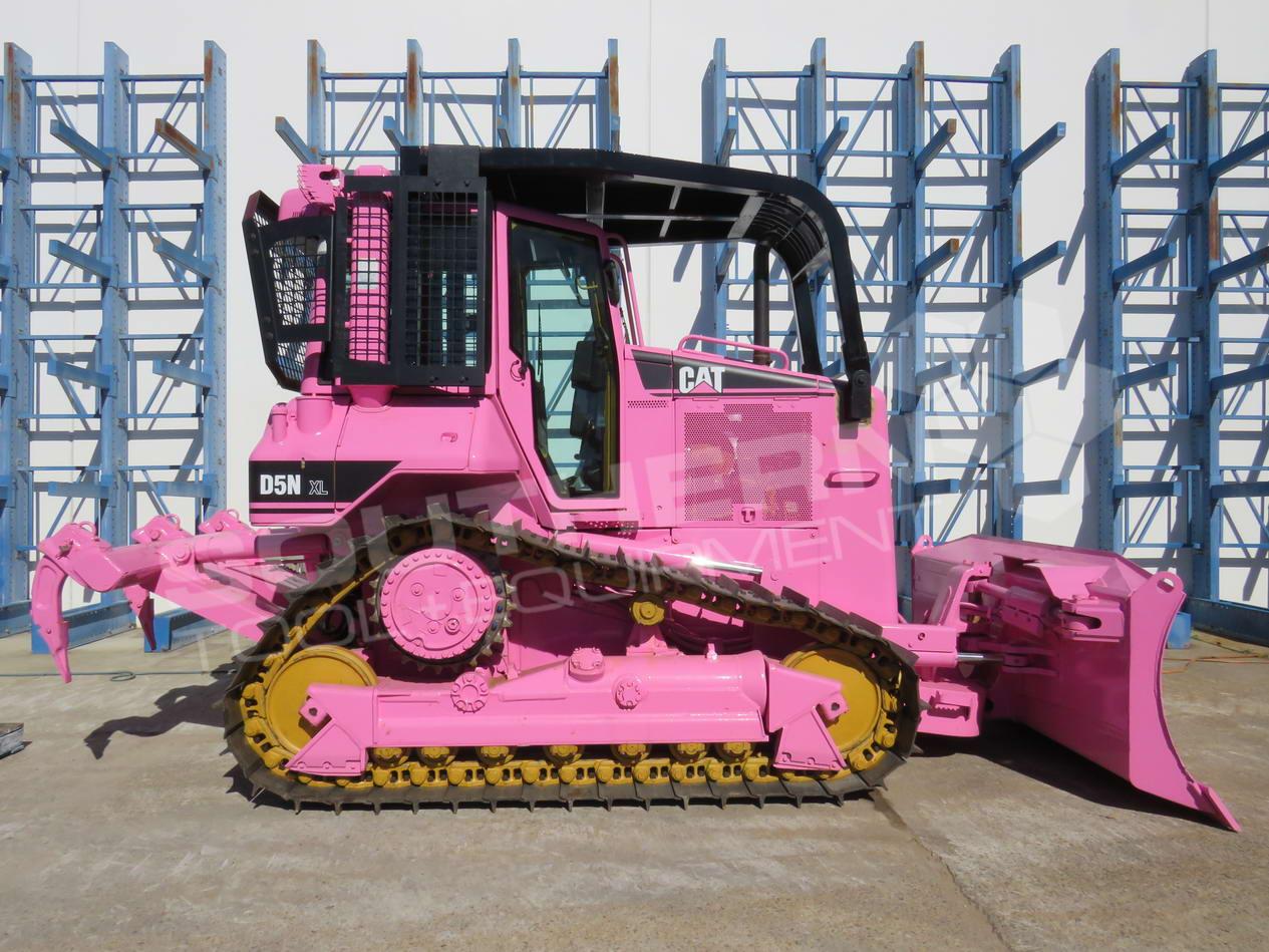 2286 Caterpillar D5N XL Bulldozer – Southern Tool +