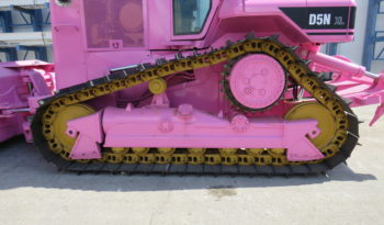 #2286 Caterpillar D5N XL Bulldozer full