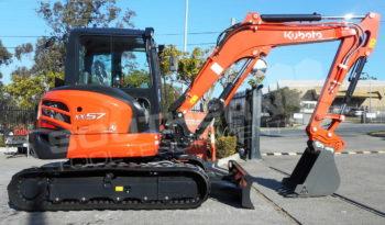 #2291 Brand New Kubota KX57