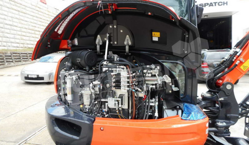 #2293 Brand New Kubota KX57 full