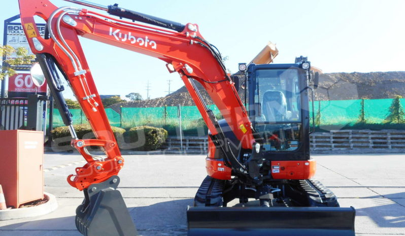 #2294 Brand New Kubota KX57 full