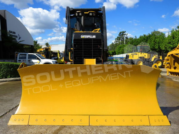 Heavy Duty Caterpillar D4k D4k2 Bulldozer Screens Sweeps Guarding