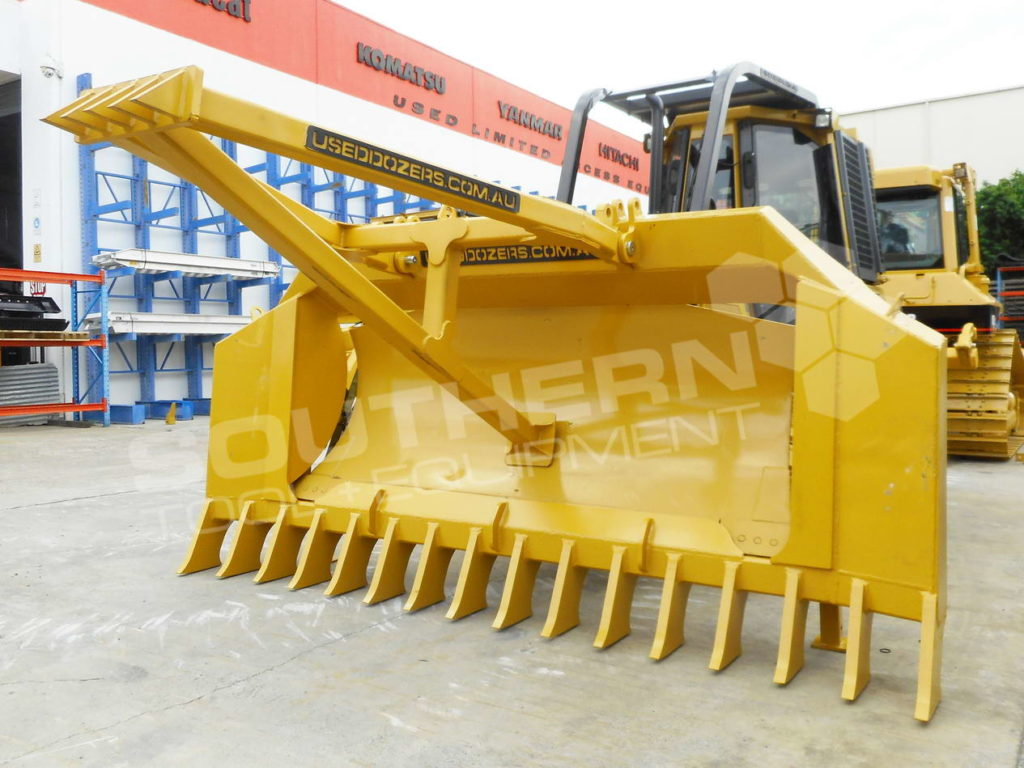 Heavy Duty Cat D4k D5k Dozer Stick Rake Tree Pusher Southern
