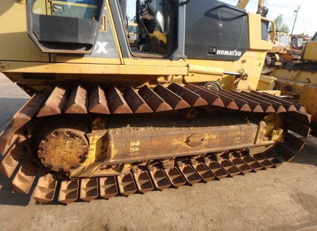 #2888 Komatsu D31PX-21 Bulldozer full