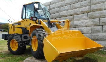 #2289 Komatsu WA100-6 Wheel Loader