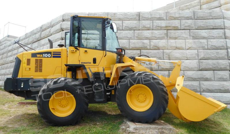 #2289 Komatsu WA100-6 Wheel Loader full