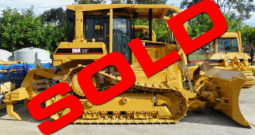 #2270 Caterpillar D6R XW Bulldozer