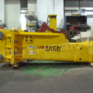 UBTECH UBT300S Excavator Hydraulic Rock Breaker