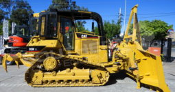 #2281R Caterpillar D5N XL Bulldozer with Stick Rake