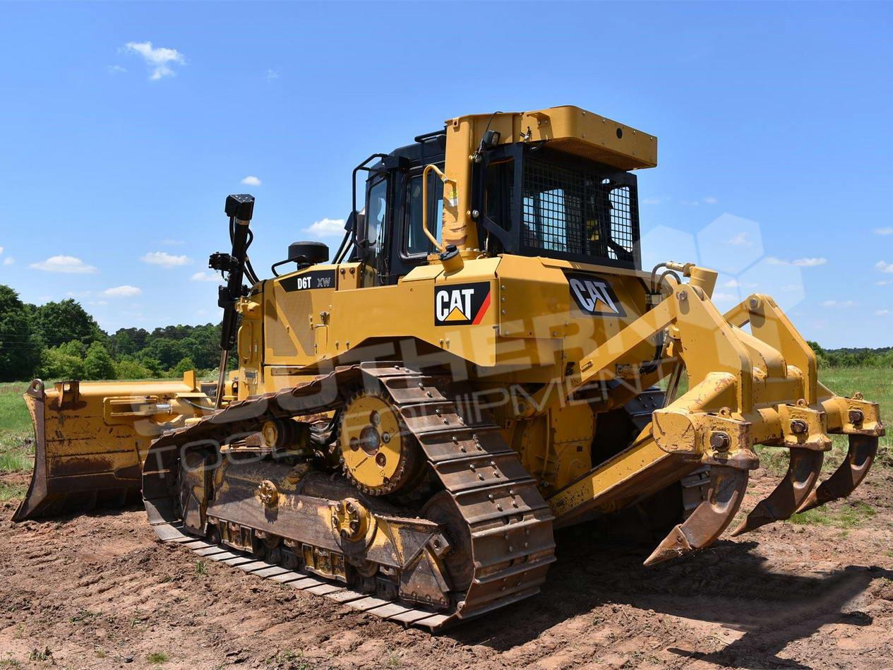 2318 Caterpillar D6T XW Bulldozer – Southern Tool +