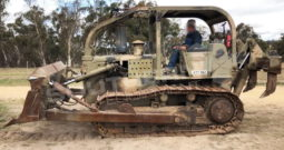 #9305 International TD15 Bulldozer