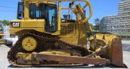 #9306 Caterpillar D6T XL Bulldozer