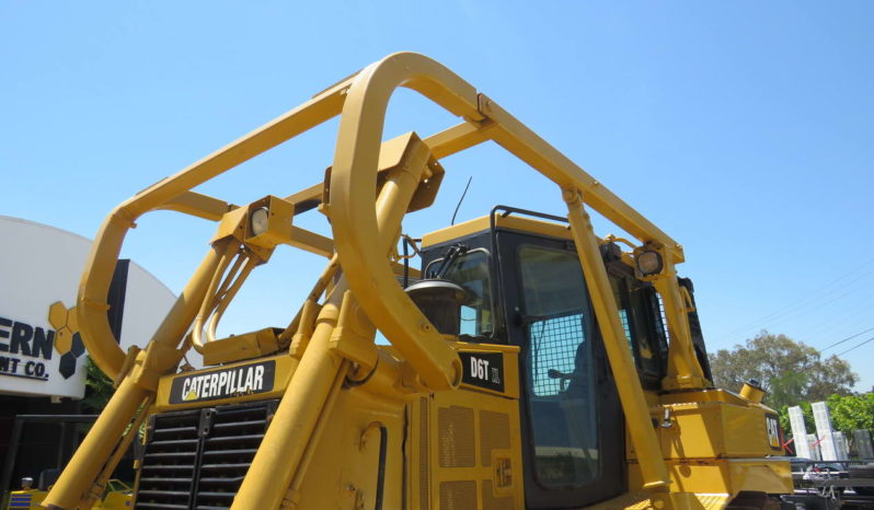 #9306 Caterpillar D6T XL Bulldozer full